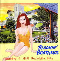 BLOOMIN' BROTHERS/featuring 4 HI-FI…(1993)