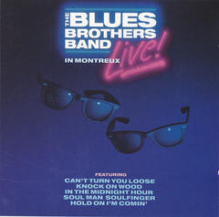 THE BLUES BROTHERS BAND/LIVE IN MONTREUX(1990)