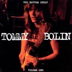 TOMMY BOLIN/THE BOTTOM SHELF VOLUME ONE(1997)