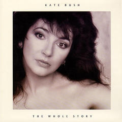 KATE BUSH/THE WHOLE STORY(1986)