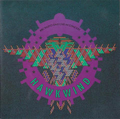 HAWKWIND/BBC RADIO ONE LIVE IN CONCERT(1991)