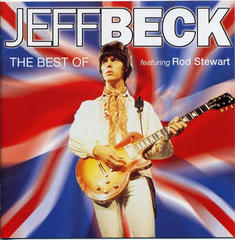 JEFF BECK featuring ROD STEWART/THE BEST OF(1996)