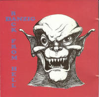 DANZIG/BACK FROM HELL(1993)