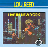 LOU REED/LIVE IN NEW YORK(1993)