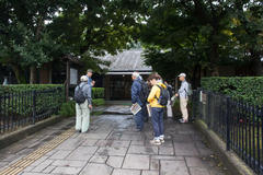 outdoor observation 三渓園「自然観察会」野外観察会 寺家ふるさと村