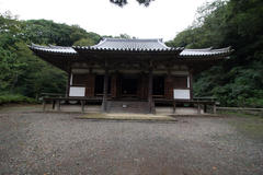 Main Hall of Former Tomyuji Temple 三渓園 旧燈明寺本堂