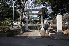Hongo Shrine 本郷神社 <海老名市本郷>