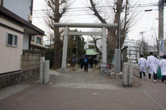 Machiya shrine 町屋神社 <横浜市金沢区>