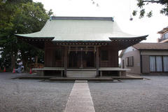 Amaterasu Daijingu Shrine 天照大神宮 <横浜市港南区>