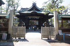 Ebara Shrine 荏原神社 <東京都品川区>
