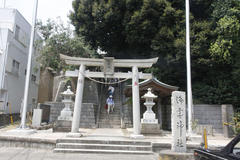 Goryo Shrine 御霊神社 <横須賀市佐原>