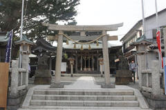Hachiman Shrine 八幡神社 <横須賀市鴨居>