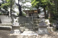 Hakusan Shrine 白山社 <横浜市南区>
