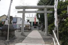 Shirahata Shrine 白幡神社 <横浜市南区>