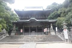 Asahisha Shrine 金刀比羅宮 旭社