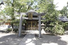 Nagai Shrine 永井神社 <高槻市>