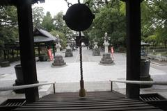Tour of Ashikaga Shrine and Temple 足利の寺社巡り <足利市>