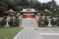 Orihime Shrine 織姫神社 <足利市>