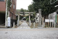 Yakumo Shrine 八雲神社 <足利市>