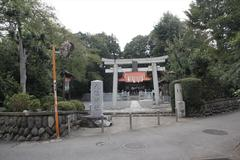 Hachiman Shrine 八幡神社 <横浜市旭区>