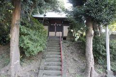 Goryo Shrine 御霊神社 <横浜市栄区長尾台>