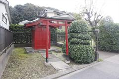 Komaoka Inari Shrine 駒岡稲荷神社 <横浜市鶴見区駒岡>