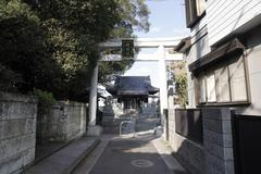 Shinmei Shrine 神明社 <横浜市鶴見区馬場>