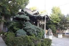 Sumiyoshi Shrine 住吉神社 <川崎市中原区>