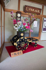 Flower arrangement Exhibition 龍華寺 御室流華道展