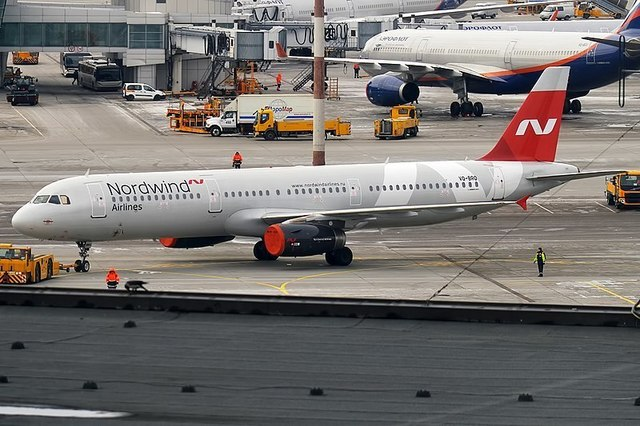 1-1A29-Nordwind_Airlines,_VQ-BRO_A321-231_(46906694444).jpg