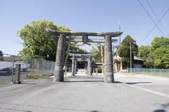 Wakamiya Shrine 若宮神社 <佐賀県神埼市>